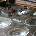 大野なつみ 泡輪皿