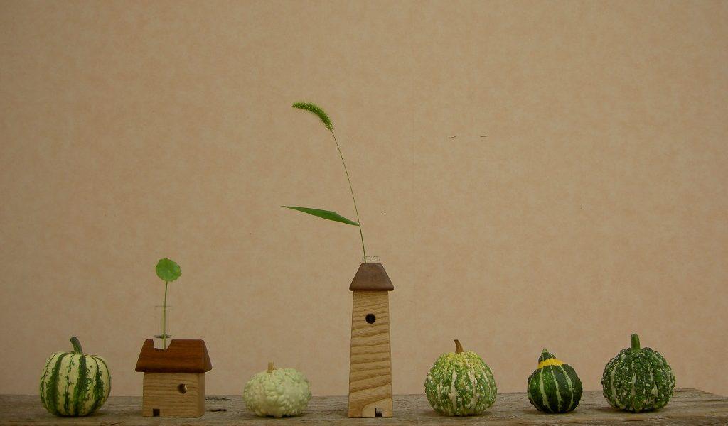 植物の塔・家 ユリイカ