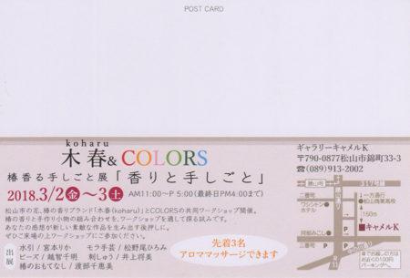 木春&COLORS