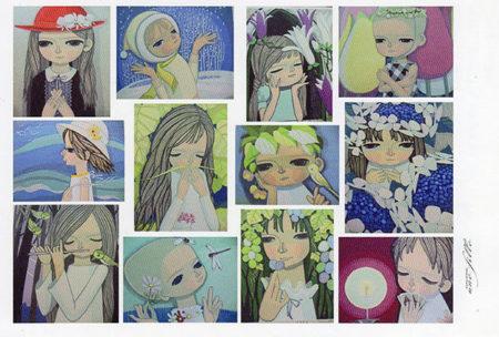 Girls girls展3