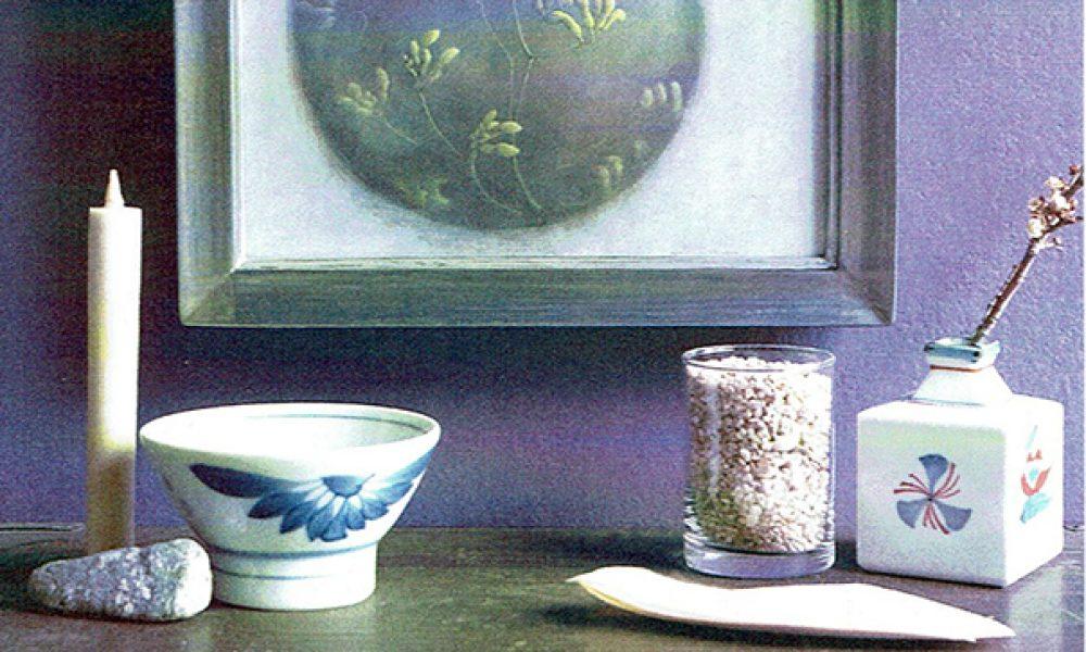 吉田友幸 絵画展「愛媛の鳥越さんが、滋賀まで誘いに来た」