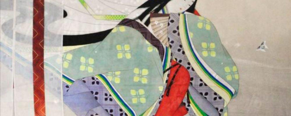 河内政義 日本画展
