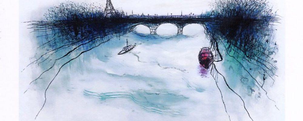 小川荒野 13月の絵画展