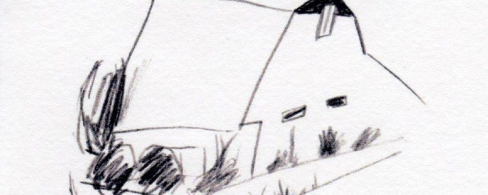【フクオカアサコ】福岡麻子 shop×exhaustion『まばたきのシャッター』を掲載しました。