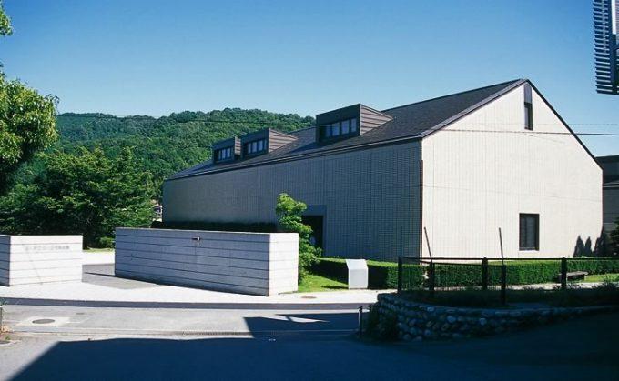 玉川近代美術館(徳生記念館)